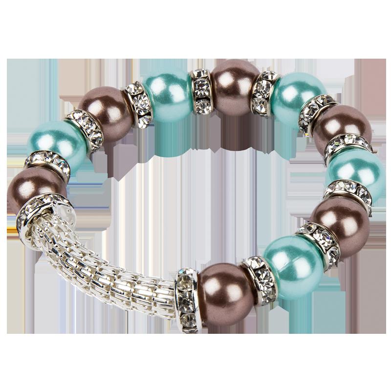 Mustergalerie: Schmuck & Perlen