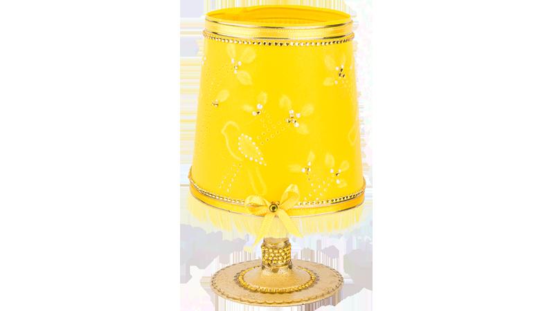 Anleitung: Lampenschirme basteln