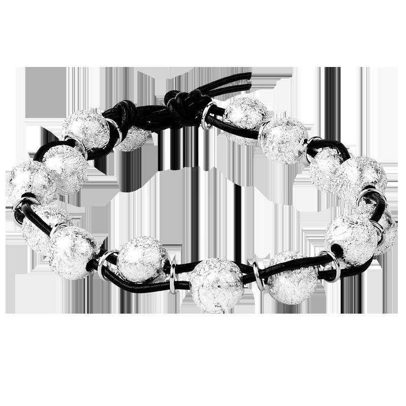 Anleitung: Perlen-Armband mit Spaltringen