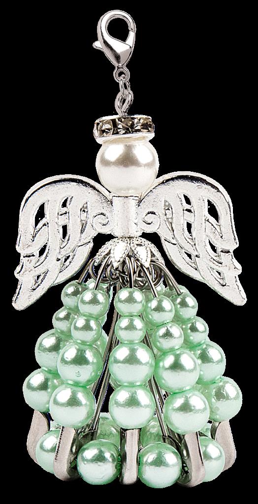 Perlen engel basteln