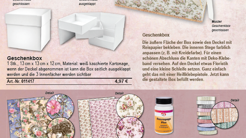 Bastelnews Nr. 75